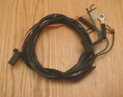 1955 Chevy Truck Starter Wire Harness 6 Cyl Std Shift New Usa Made