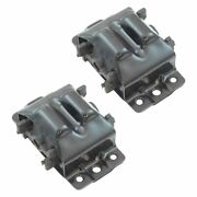 Front Engine Mount Lh And Rh Kit Pair Set Of 2 For Chevrolet Gmc Suv Truck New