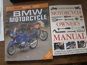 3 Books On Motorcycles Bmw Buyers Guide And Motorcycle Owners Manual