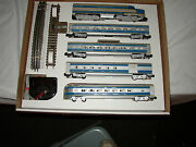 American Flyer 20767 Eagle Set Box Only No Engines,cars Or Accessories