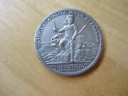 Colonel De Fleury Americas First Medals Pewter, 1-1/2 Od
