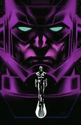Marvel Galactus And Silver Surfer - Comic Characters Poster / Canvas Pictures