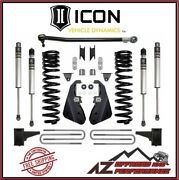 Icon 4.5 Suspension System Stage 1 For 2017-up Ford F250 F350 4wd
