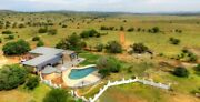 African Safari For 2 Lodging Meals Alcohol Prof. Guide + All Staff All Inc.