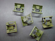 6 Pcs Nors Roof Side Inner Moulding Clips 1970 1971 1972 Ford Galaxie Torino