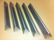 Weber Stainless Flavorizer Bars 62784 / 7620 And 65505 Heat Deflectors 2