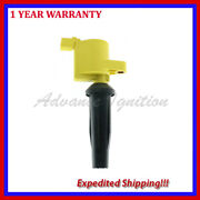 1pc Ufd368y High Performance Ignition Coil Dg507 For Ford Mazda 2.0l 2.3l L4