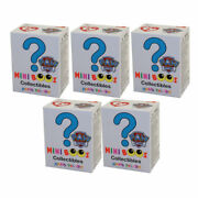 Set Of 5 Ty Beanie Boos Mini Boo Paw Patrol Dog Blind Boxes Figures 2 Inch