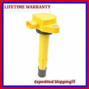 Quality Ignition Coil For Honda Civic Ridgeline Acura 30520-pgk-a01 Jhd286y