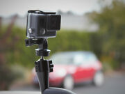 Cs Gopro/antenna Mount - And03912+ Fiat 500 Abarth/500t/500l/124/500x/ Anddodge Dart