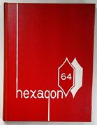 Fayetteville Nc Seventy First High School Yearbook 1964 North Carolina