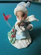Priscilla Mouse Tales By Enesco Have Yourself A Little Merry Xmas Nib Hollidays