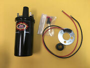 Case 200 300 400 500 600 Tractor Hot Coil Electronic Ignition Conversion Kit