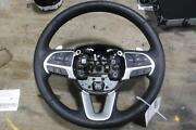 2016 Dodge Durango Black Heated Steering Wheel With Paddle Shifters