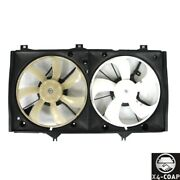 New Front Cooling Fan For Toyota Camry