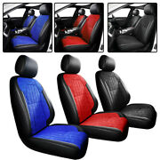 5-seats Car Seat Cover Universal Leather Full Set Cover For Car Auto Truck Suv