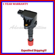 For 1pc Quality Ignition Coil Uf626 Ebm2910 Honda Fit Crz 1.5l L4 2009-on