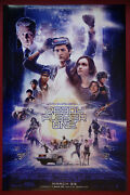 Ready Player One Steven Spielberg Fantasy Movie Picture Poster 24x36 New Pone