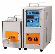 40kw High Frequency Lh-40ab 30-80khz Brand New Induction Heater Furnace Vx