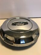 Ford Chrome Center Cap For 2004-2008 Ford F150 Or 2003-2004 Ford Expedition Suv