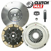 Clutchmax Stage 4 Clutch Kit And Flywheel For 2001-05 Ram 2500 3500 Cummins Nv5600