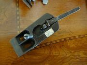 Antique Stanley Plane Parts Number 2 First Lateral Frog
