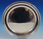 Graff Washbourne And Dunn Sterling Silver Salver Serving Tray 665 2298