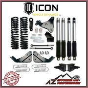 Icon 7 Suspension System Stage 1 For 2005-2007 Ford F250 F350 Super Duty