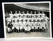 1936 New York Giants, National League Champs, Vintage 3 Photo From Orig Negative