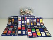 Vintage Matchbook Collection Sheets Misc. Awesome Lot Of 354 Matchbooks Antique