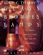 Louis C And039s Glass Bronzes Lamps - A Complete Collectorand039s Guide By Kocandhellip