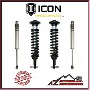 Icon 0-3 Suspension System Stage 1 For 2009-2013 Ford F150 4wd