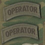 Usaf Afsoc Tacp Death From Above Reaper Remote Control Burdock 2-tab Operator
