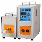 30 Kw 30-80 Khz High Frequency Induction Heater Furnace Lh-30ab Rq