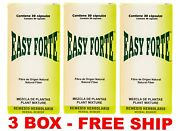 3 Pack Easy Forte De Easy Figure Labs 100 Authentic 3 Month Supply - 90 Dias