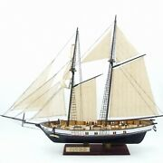 Ship Assembly Model Classical Wooden Sailing Boat Scale Decoration Wood Diy Kits