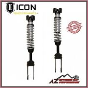 Icon 0-2 Coilover Shock Kit For 2010-2014 Jeep Grand Cherokee Wk2