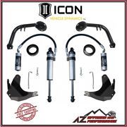 Icon S2 Secondary Shock System Stage 1 For 16-21 Toyota Tacoma