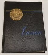 1948 University Of Michigan Year Book Ensian Wolverines King Cole Photo
