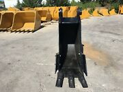 New 18 Heavy Duty Excavator Bucket For A Link-belt 145lx W/ Coupler Pins