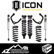 Icon 0-3 Lift Stage 2 Suspension System For 1996-2002 Toyota 4runner
