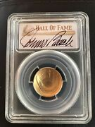 2014w Gold Johnny Bench Ms70 5 Pcgs Baseball Hof Rare - Only 18 Exist