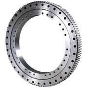 24 Inch Four-point Contact 608x812x80 Mm Ball Slewing Ring Bearing With Outside