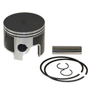 Mercury Wiseco Piston Kit 1992-1999 Starboard 2.5l Top Guided Bore 3.500