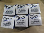 Clevite Engine Intake And Exhaust Valves 211-2325 Lot Of 6 X 2 3c2-1