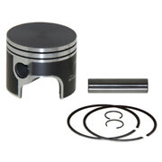 Johnson Evinrude 3 Cylinder .040 Wiseco Piston Kit Loop Charge Bore Size 3.227