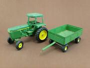 John Deere Tractor And Trailer 1960and039s Used But Good Condition Farm Vehicle