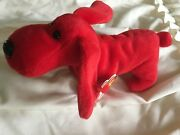 Very Rare Ty Rover Beanie Baby Retired Original Rare With Many Tags Errors
