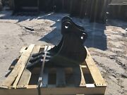 New 10 Heavy Duty Excavator Bucket For A Takeuchi Tb125 W/ Coupler Pins