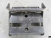 Honda Harmony H 1011 Riding Mower Tractor Front Frame Axle Mount